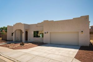 Custom home!  Brand new with warranties!  Come see this huge lot! Got trailers?  This home has you covered.  Be the first owner of this custom Los Lunas beauty.  Granite counter, stainless appliances, and natural light all throughout. Want a landscape package?  We can accommodate!
