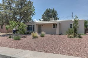 Super cute and clean Uptown location under 200K! Updates in the last couple of years are as follows: Roof, Windows, Stucco, New Electrical Panel (2019), Cooler, Front and Back yard landscaping, Fresh paint, Bathroom remodel, updated Kitchen. The inviting back yard will make you want to sit a while.  Plenty of room for gardening, plus a large shed for storage Do you need an office or an extra bedroom, this has one! Come see it today. Full Home inspection complete, as is termite and dry rot.  You won't want to miss out on this one!