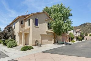 *OPEN HOUSE Sunday, June 23rd 2pm-4pm, if still available.* Oh now you've found it! Rare find: post-2000-built modern home on a nice corner lot on the upper-east side near the base of the great Sandias! Close to everywhere you want to be, even a neighborhood YMCA fitness & swimming club. Turn the doorknob and you'll feel excited with the beautiful home inside that exudes strong pride of ownership... New downstairs carpet, open floorplan, tons of natural light, convenient upstairs laundry, enormous master suite with spacious bedroom and walk-in-closet, and a low-maintenance yard with ideal spaces for your organic edible garden & sitting space to unwind in cool Land of Enchantment evenings. Dynamite!
