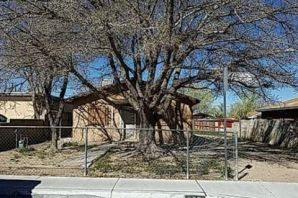 Affordable Opportunity! 2 Bedroom/1Bath*  Good-Size Lot* Partial Block Walls/Fencing* Security Wrought Iron*