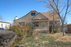 This house offers a lot of square footage, located on a large lot, with plenty of front and back yard.  Backyard access possible.  This home is a fixer upper and great handyman special.
