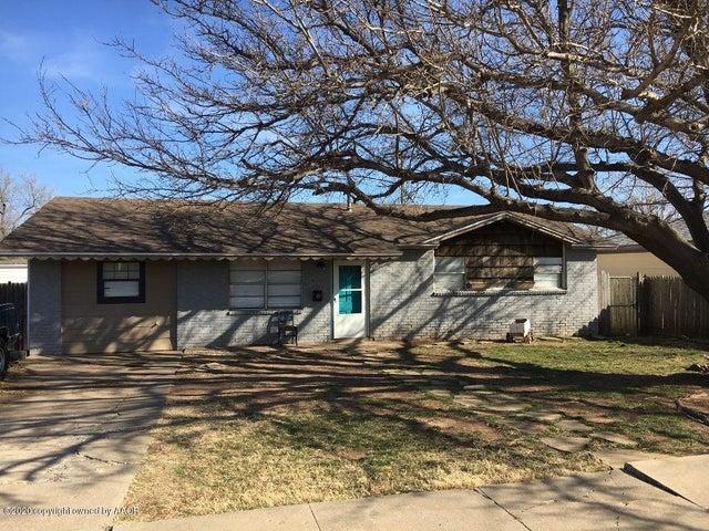 5215 S TRAVIS ST, Amarillo, TX 79110