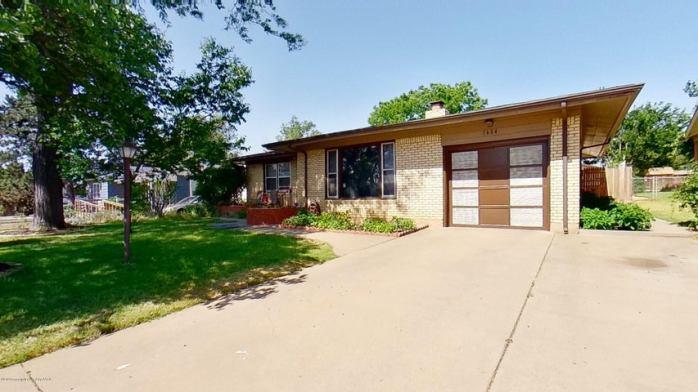 1604 MUSTANG ST, Amarillo, TX 79102