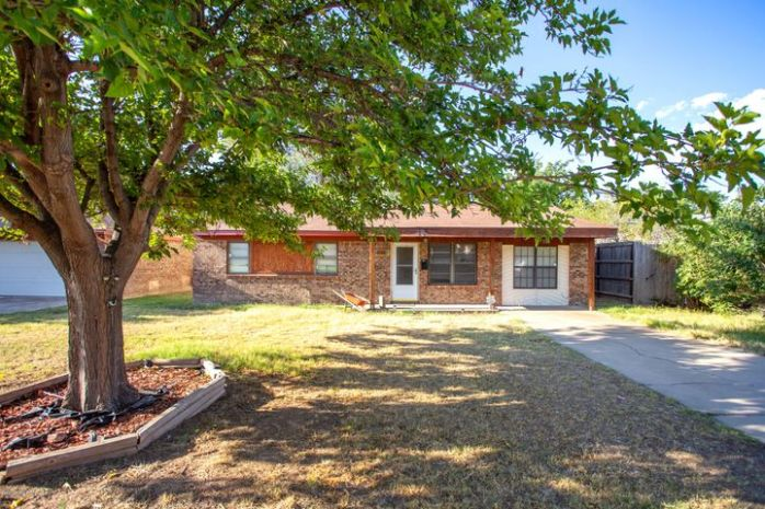 1702 9TH AVE, Canyon, TX 79015