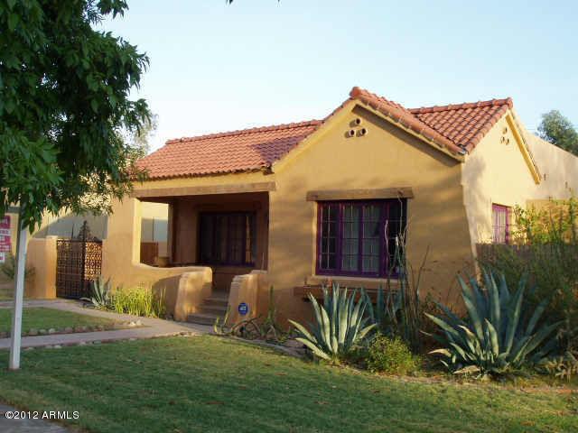 27 E HOOVER Avenue, Phoenix, AZ 85004