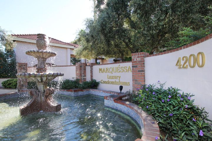 Marquessa Entrance - Welcome Home!