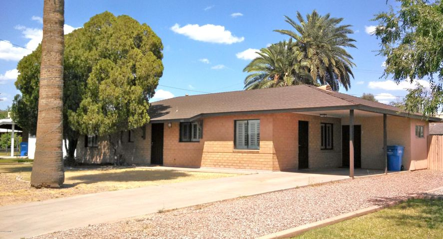 Quiet cu de sac on 31st Way, a quiet comfortable retreat for you but close to everything.