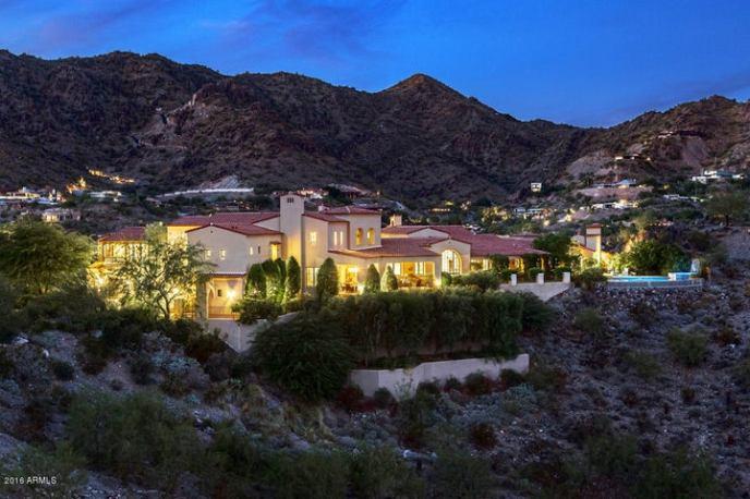 4302 E UPPER RIDGE Way, Paradise Valley, AZ 85253