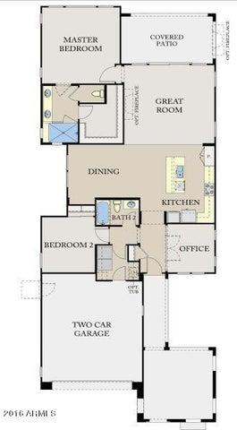 20786 W Meadowbrook Court, Buckeye, AZ 85396