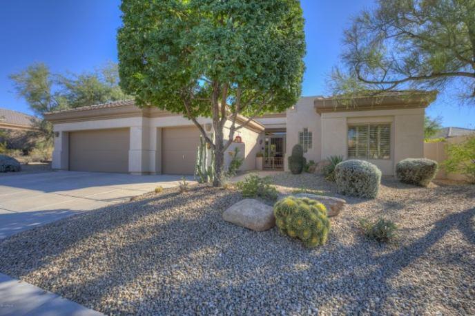 6583 E BRILLIANT SKY Drive, Scottsdale, AZ 85266