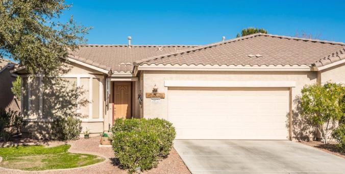 20521 N LEMON DROP Drive, Maricopa, AZ 85138