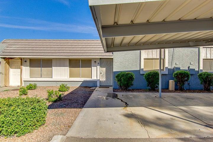 1050 S STAPLEY Drive, 6, Mesa, AZ 85204