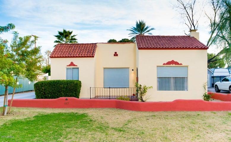 917 W HEATHERBRAE Drive, Phoenix, AZ 85013