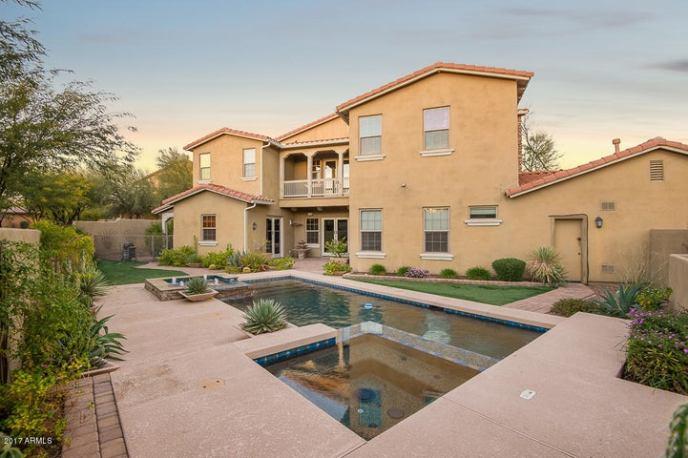 9312 E CANYON VIEW Road, Scottsdale, AZ 85255