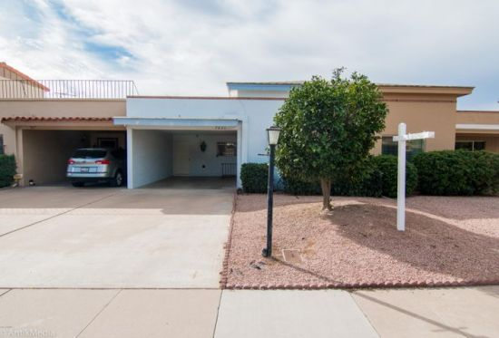Your new home in Villa Monterey awaits. It's easy living in a pleasant community near all that downtown Scottsdale has to offer.