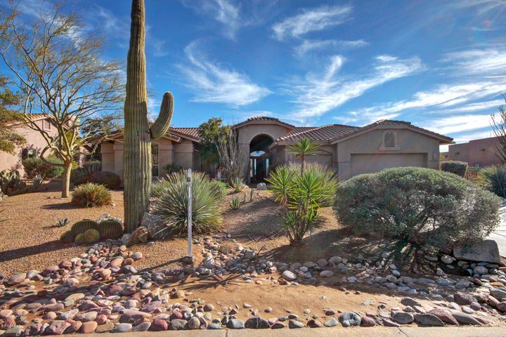 7319 E BENT TREE Drive, Scottsdale, AZ 85266
