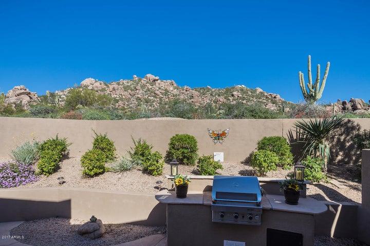 Mountain Preserve views, Winfield, Scottsdale, tennis, community center, Winfield Mountain