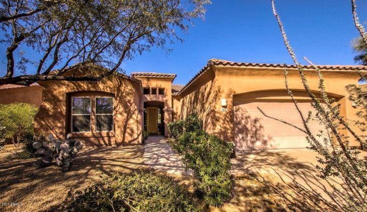 7422 E RUSSET SKY Drive, Scottsdale, AZ 85266