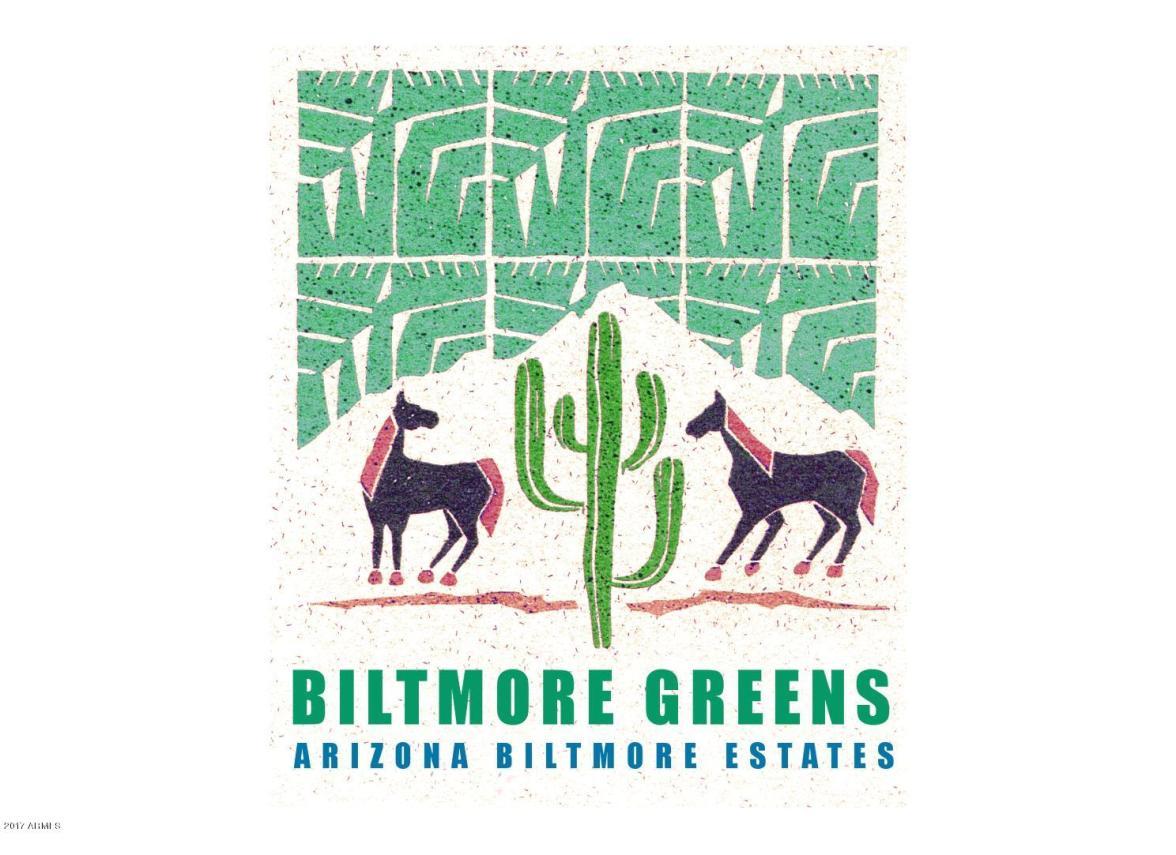 Arizona Biltmore Estates Biltmore Greens 4 - ABEVA= Arizona Biltmore Estates Village Association - FORMER MODEL HOME