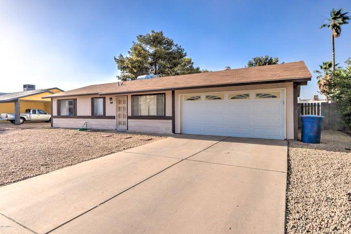 846 W WESTCHESTER Avenue, Tempe, AZ 85283