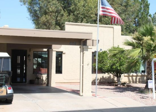 654 S 77TH Street, Mesa, AZ 85208