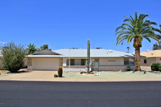 13018 W JADESTONE Drive, Sun City West, AZ 85375
