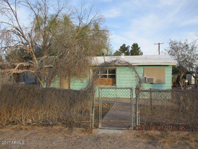 401 E FREMONT Street, Gila Bend, AZ 85337