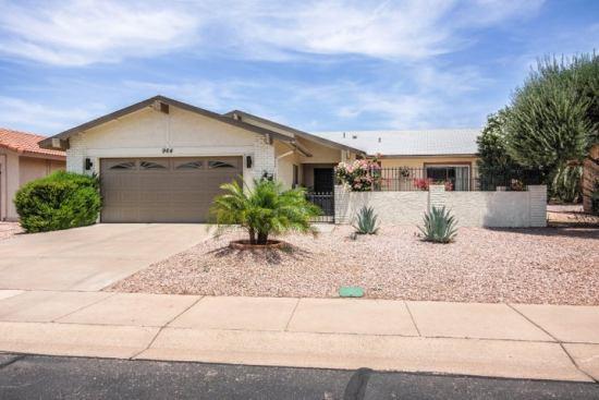 964 LEISURE WORLD, Mesa, AZ 85206