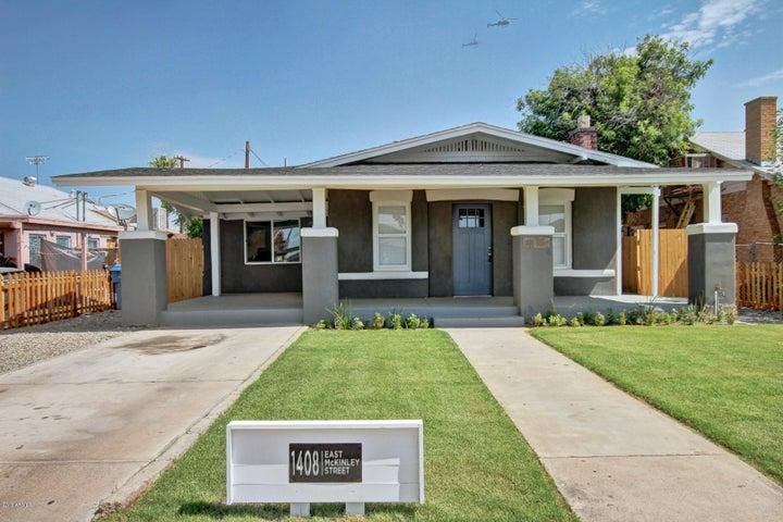1408 E MCKINLEY Street, Phoenix, AZ 85006