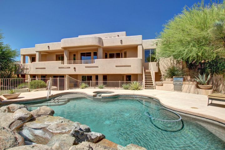 14835 E GOLDEN EAGLE Boulevard, Fountain Hills, AZ 85268