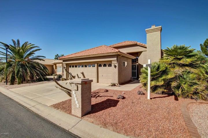 10226 E COOPERS HAWK Drive, Sun Lakes, AZ 85248