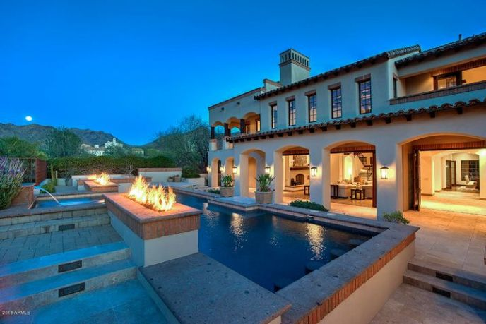 10284 E Mountain Spring Road, Scottsdale, AZ 85255