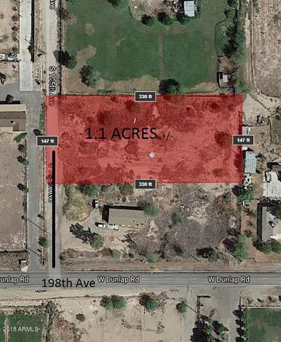 19776 W DUNLAP Road, -, Buckeye, AZ 85326