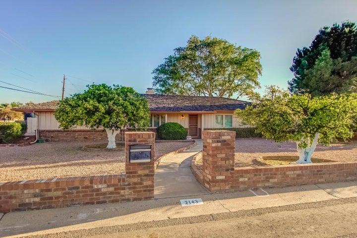 2143 E MONTEBELLO Avenue, Phoenix, AZ 85016