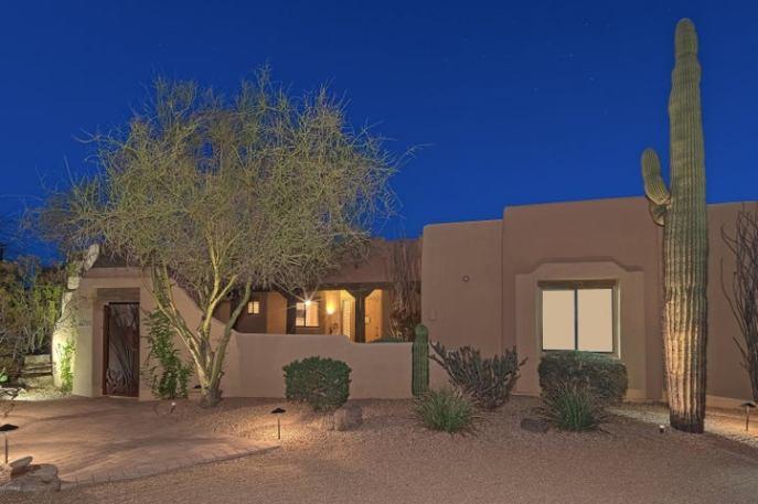 8609 E De La O Road, Scottsdale, AZ 85255