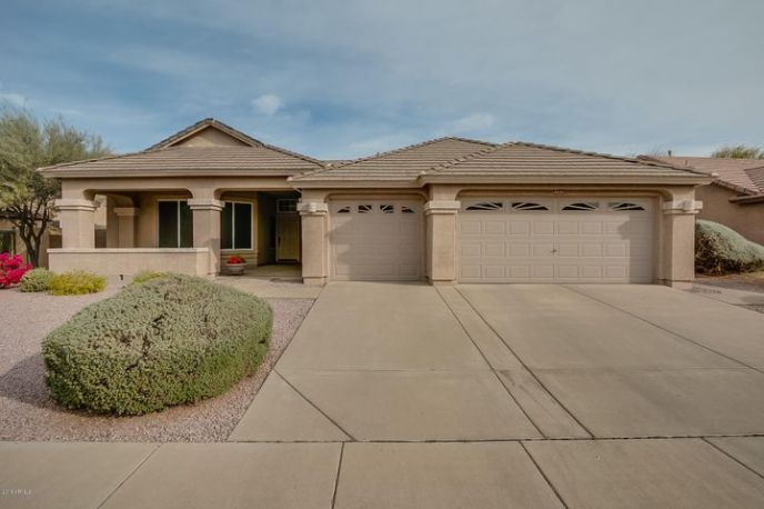 4626 E PEAK VIEW Road, Cave Creek, AZ 85331