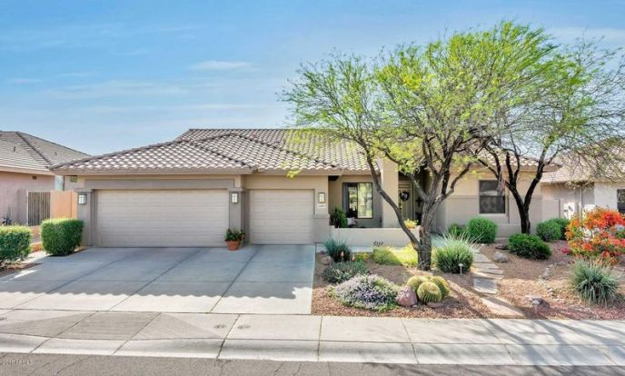 26815 N 46TH Place, Cave Creek, AZ 85331