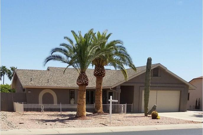13744 W ALEPPO Drive, Sun City West, AZ 85375