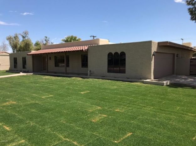 New Sod Front Yard!