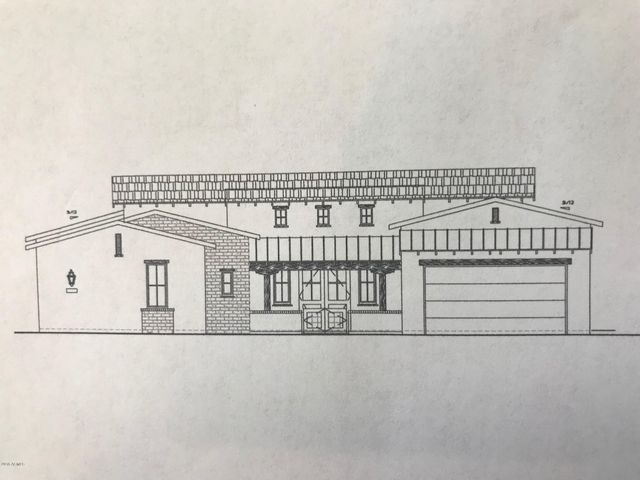 New elevation for 55-22 plan