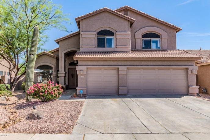 4145 E SPUR Drive, Cave Creek, AZ 85331