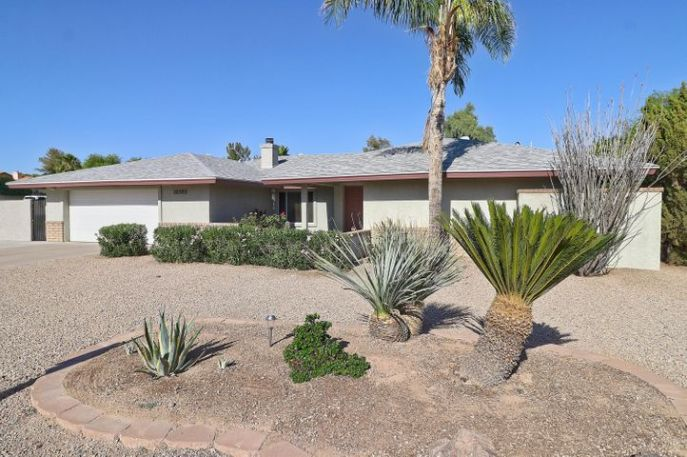 Fantastic curb appeal. Welcome to this wonderful Ranch home in Arrowhead! Come see it today!