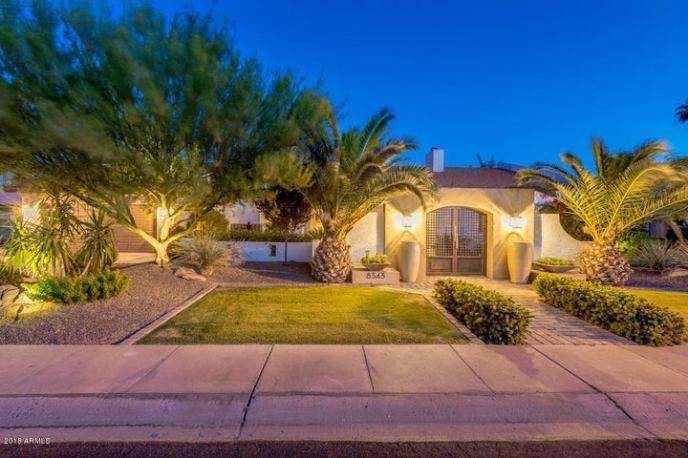 8343 E SAN ROSENDO Drive, Scottsdale, AZ 85258
