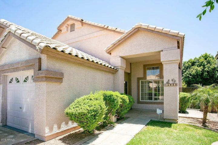 4035 W DUBLIN Street, Chandler, AZ 85226