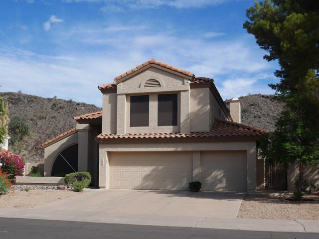 Large home on South Mountain Preserve