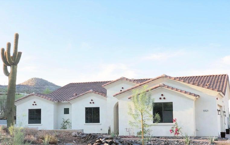 5921 E CARRIAGE Drive, Cave Creek, AZ 85331