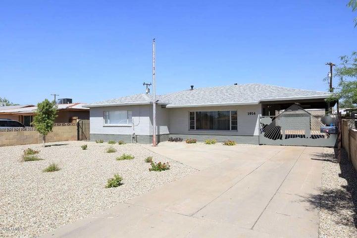1914 E ALMERIA Road, Phoenix, AZ 85006