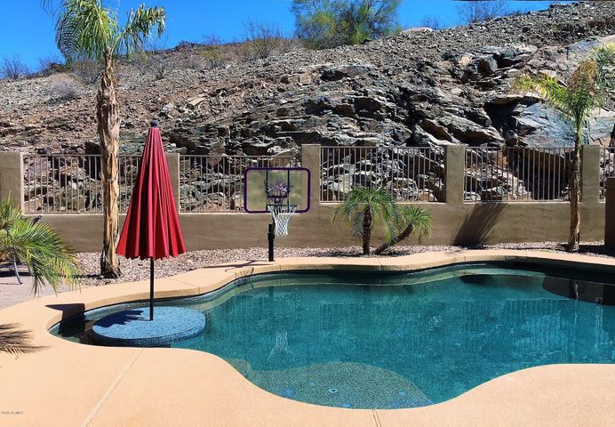 GORGEOUS HOME ON HILLSIDE LOT, LOADED WITH EXTRAS!