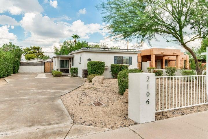 2106 E Oak Street, Phoenix, AZ 85006