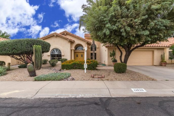 12630 N 92ND Place, Scottsdale, AZ 85260